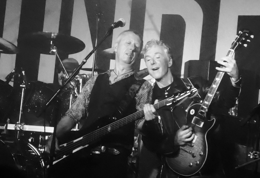 THUNDER- The Garage, London, 26 September 2019
