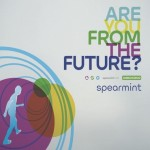 SPEARMINT - Are You From The Future?