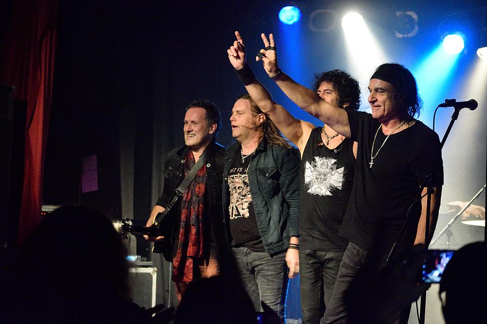 LAST IN LINE - The Tivoli, Buckley, 27 November 2019
