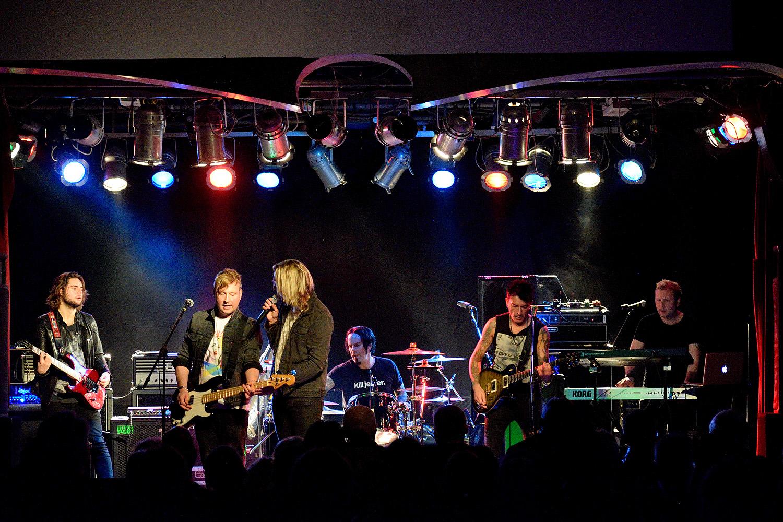Vega - The Tivoli, Buckley, 27 November 2019