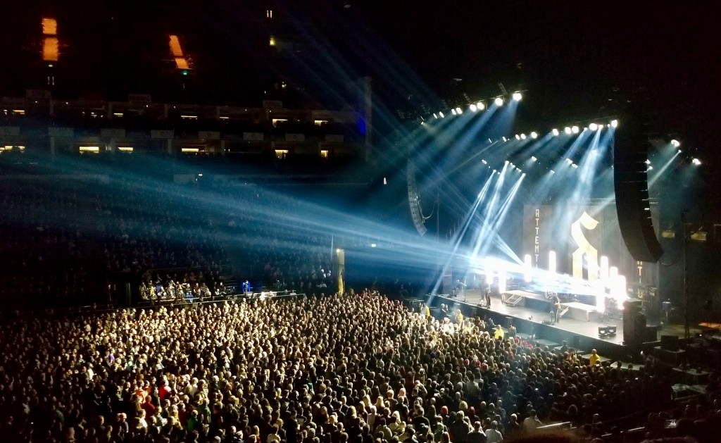 Gig review: ALTER BRIDGE/Shinedown – O2 Arena, London, 21 December 2019