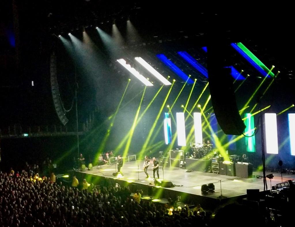 ALTER BRIDGE – O2 Arena, London, 21 December 2019