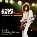 JIMMY PAGE & FRIENDS - Tribute To Alexis Korner