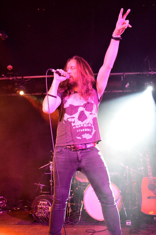 Matt Mitchell - Giants of Rock, Butlins, Minehead, 24 January 2020