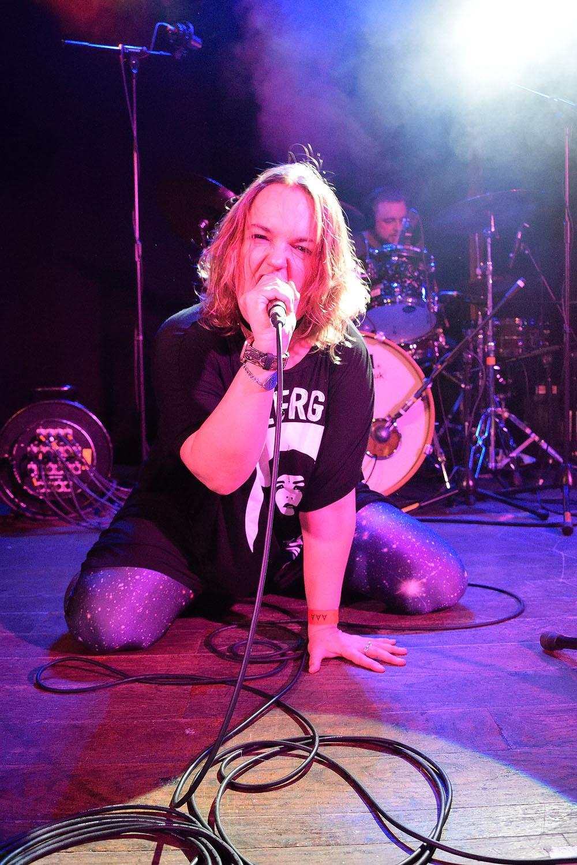 Verity White - Giants of Rock, Butlins, Minehead, 24 January 2020