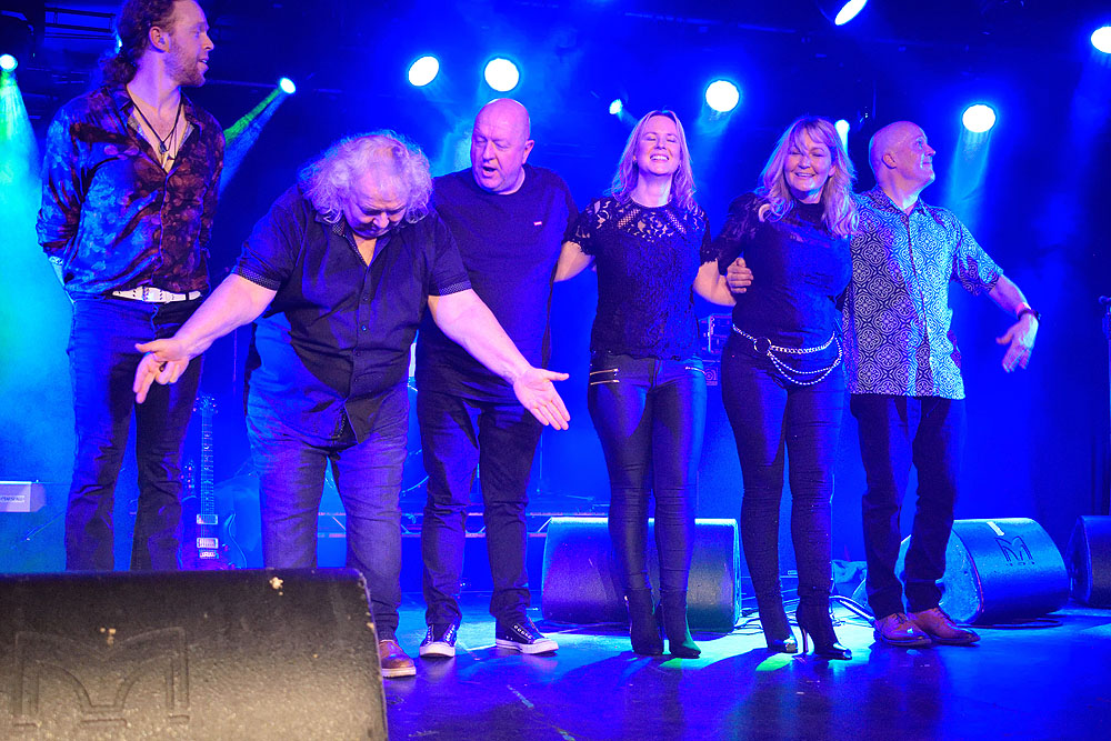 Bernie Marsden - Giants of Rock, Butlins, Minehead, 24 January 2020