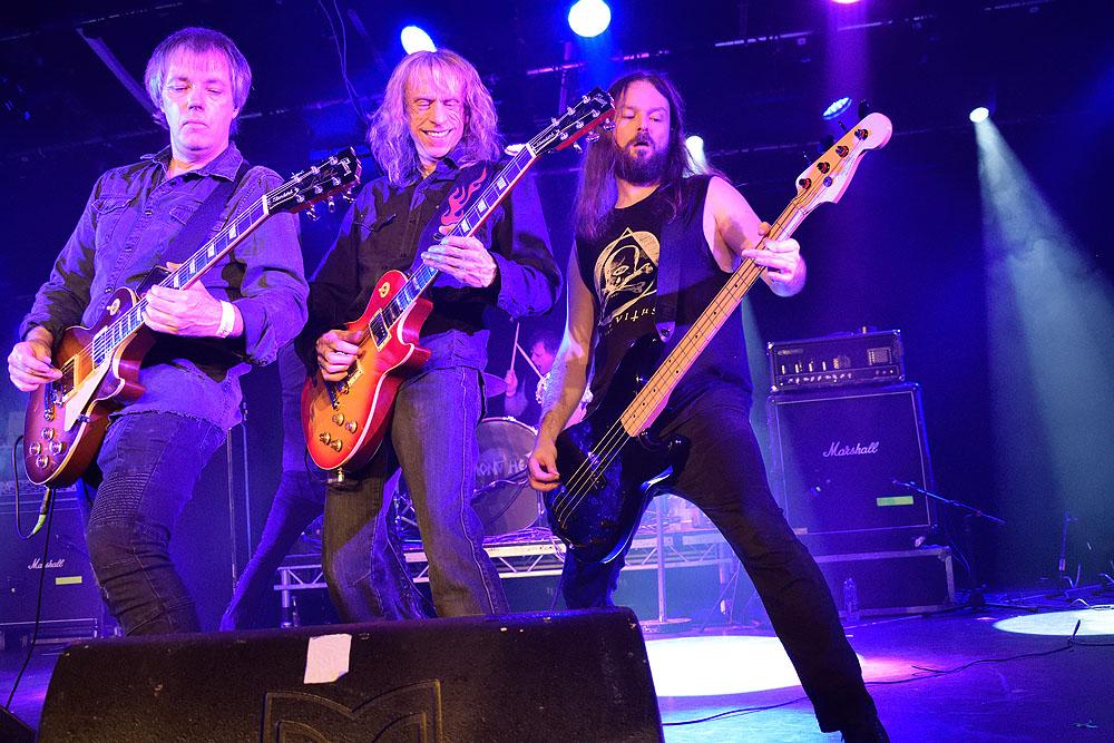 Diamond Head - Giants of Rock, Butlins, Minehead, 24 January 2020