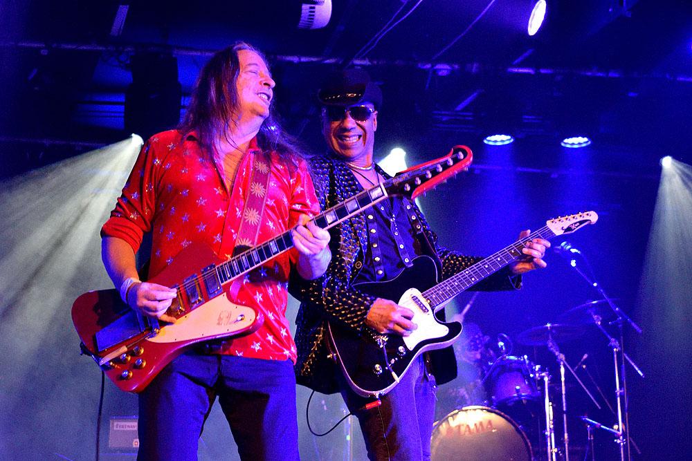 Malone Sibun- Giants of Rock, Butlins, Minehead, 24 January 2020