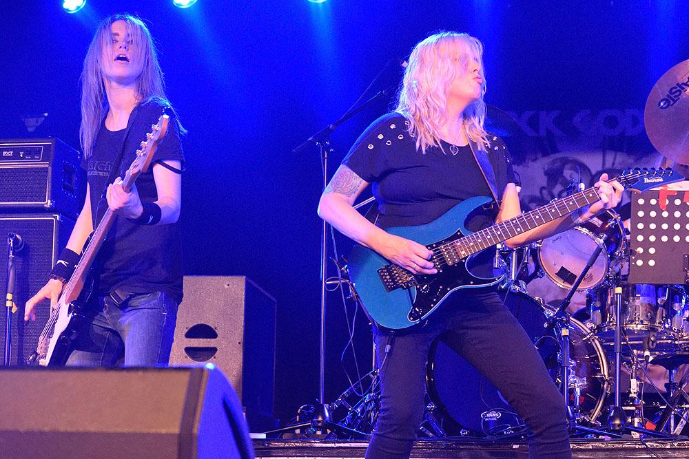 Rock Goddess - Giants of Rock, Butlins, Minehead, 24 January 2020