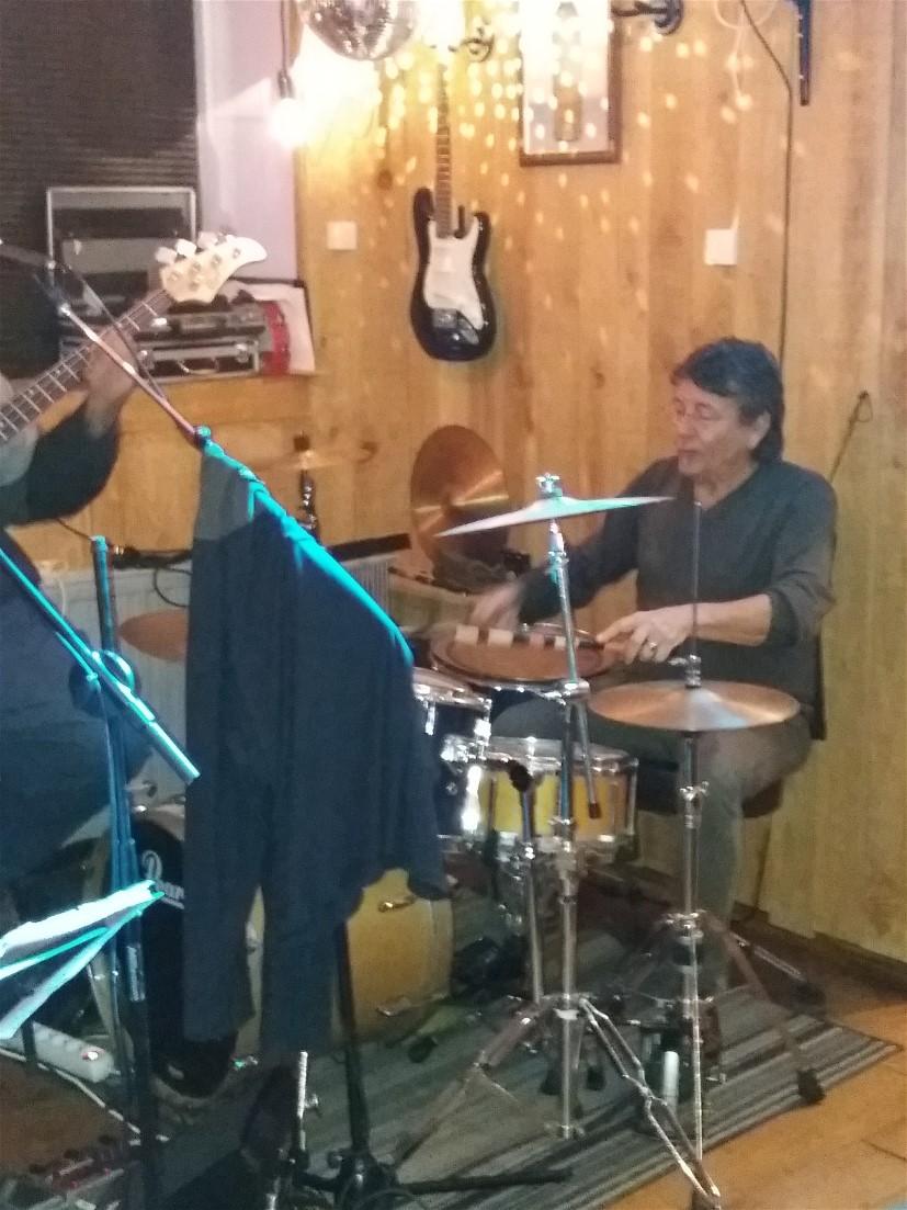 Jeff Gautier drumsHD