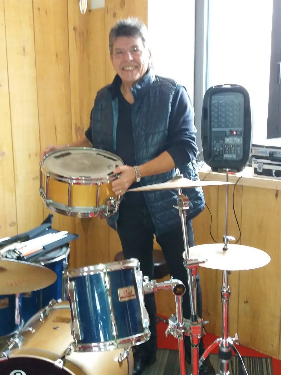 Jeff Gautier drum HD