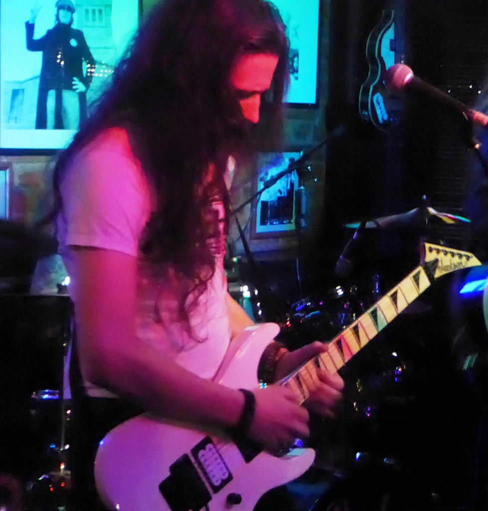 COLLATERAL- The Cavern, Raynes Park, London, 10 January 2020