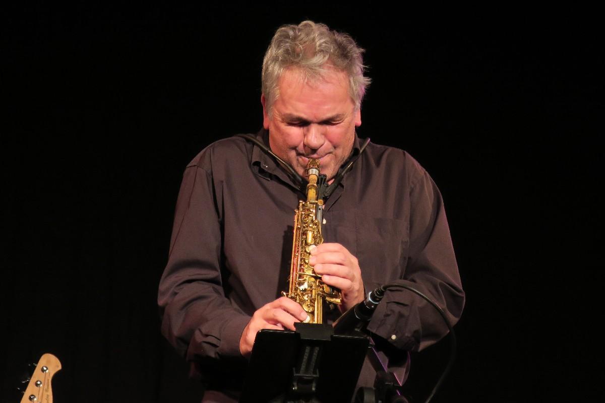 Denis Gautier soprano sax