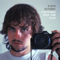 STEVE ROTHERY - Postcards From The Road