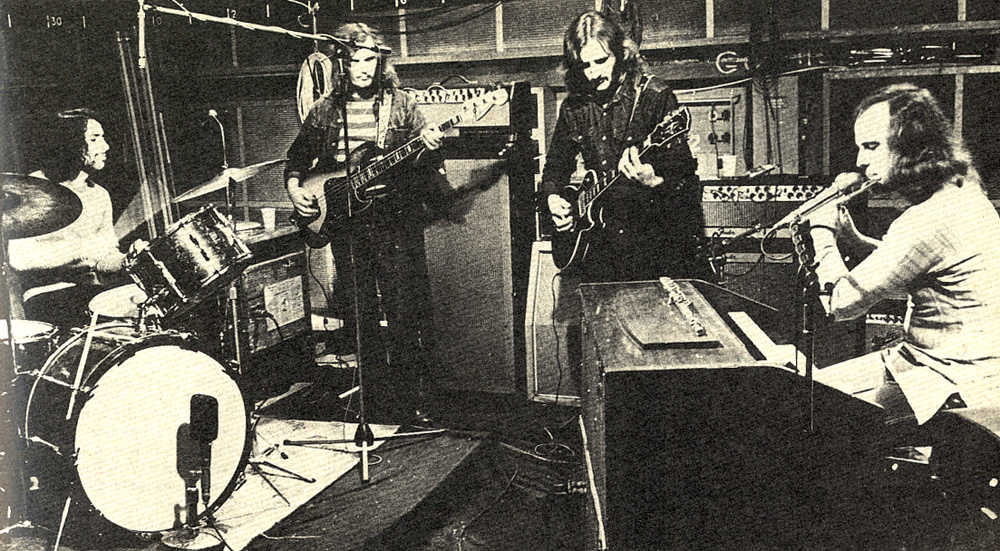 Focus at the BBC in 1972