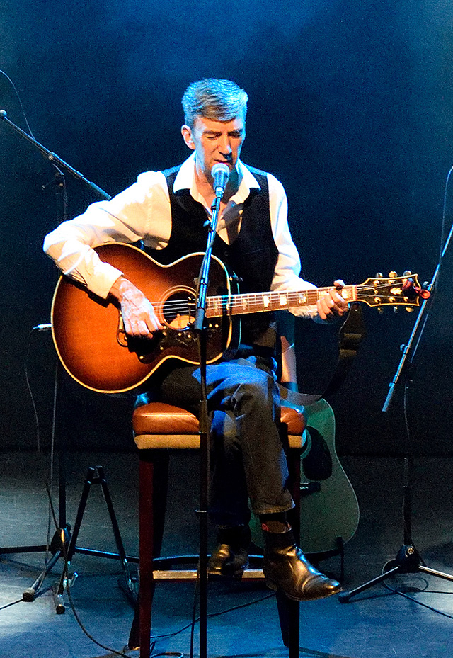 James Grant in 2018