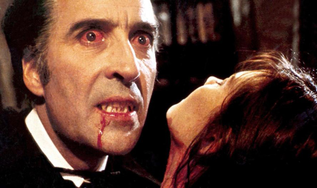 Christopher Lee - Hammer Horror