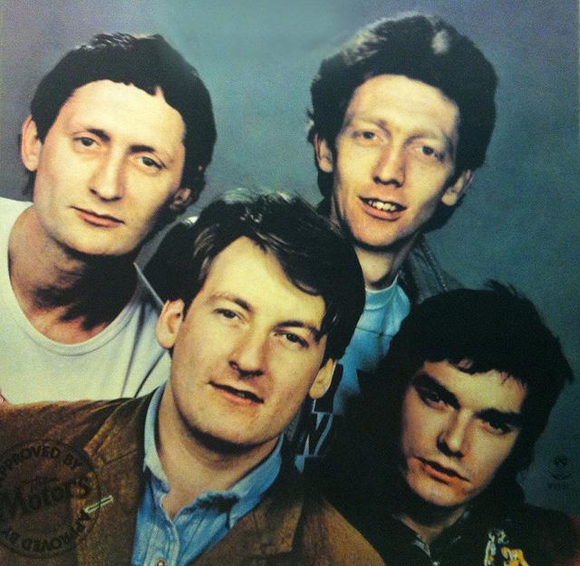 The Motors - 1978