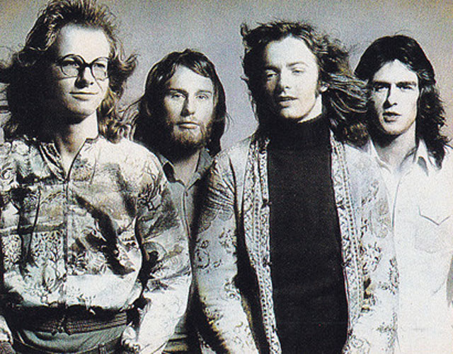 Wishbone Ash in 1973
