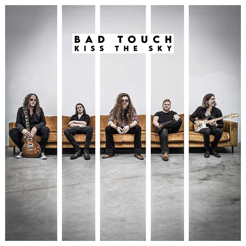 BAD TOUCH- Kiss the Sky