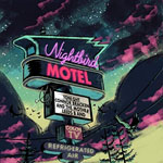 CONNOR BRACKEN AND THE MOTHER LEEDS BAND - Nightbird Motel