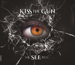 KISS THE GUN - We See You