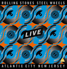 THE ROLLING STONES - Steel Wheels Live - Atlantic City, New Jersey