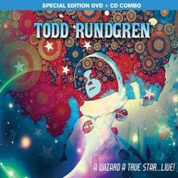 TODD RUNDGREN – A Wizard A True Star, Live