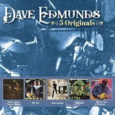 DAVE EDMUNDS – 5 Originals
