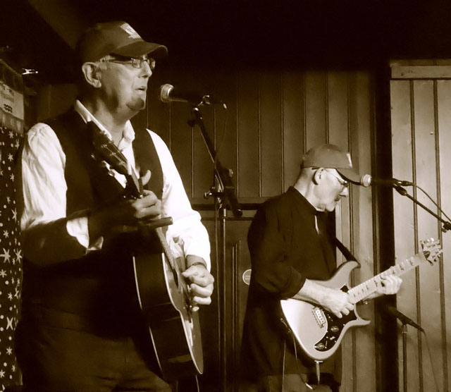 GARY FLETCHER AND NICK RITCHIE - Cabbage Patch, Twickenham, 2 October 2020