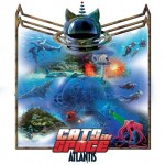 CATS IN SPACE – Atlantis
