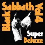 BLACK SABBATH - Vol.4 Super Deluxe Edition