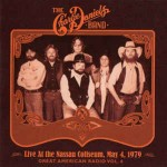 THE CHARLIE DANIELS BAND - Live At The Nassau Coliseum, May 4 1979