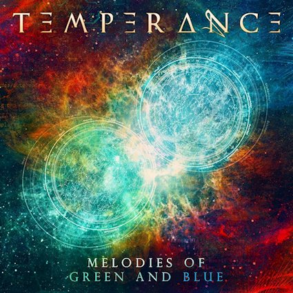 TEMPERANCE - Melodies Of Green And Blue