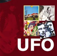 On track...UFO (Every Album, Every Song) by Richard James