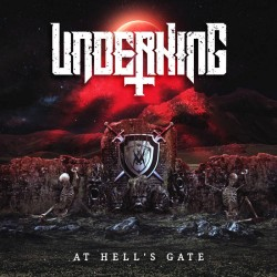 Underking - At Hell's Gate