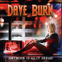 DAVE BURN - Nothing Is As It Seems