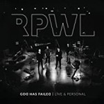 RPWL - God Has Failed: Live And Personal