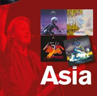 On track...ASIA (Every Album, Every Song) by Peter Braidis