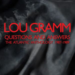 LOU GRAMM - Questions And Answers (3CD Atlantic Years Anthology, 1987-89)