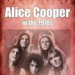 Alice Cooper in the 1970's by Chris Sutton