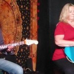 PAPA GEORGE AND VAL COWELL- Cabbage Patch, Twickenham, 28 May 2021