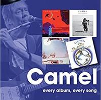 On track...CAMEL (Every album, every song) by Hamish Kuzminski