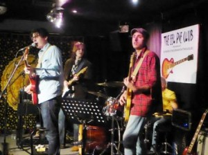 CONNOR SELBY BAND- Cabbage Patch, Twickenham, 26 August 2021