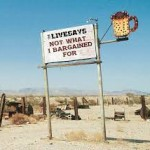 THE LIVESAYS – Not What I Bargained For