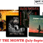 Albums of the Month (July-September 2021)