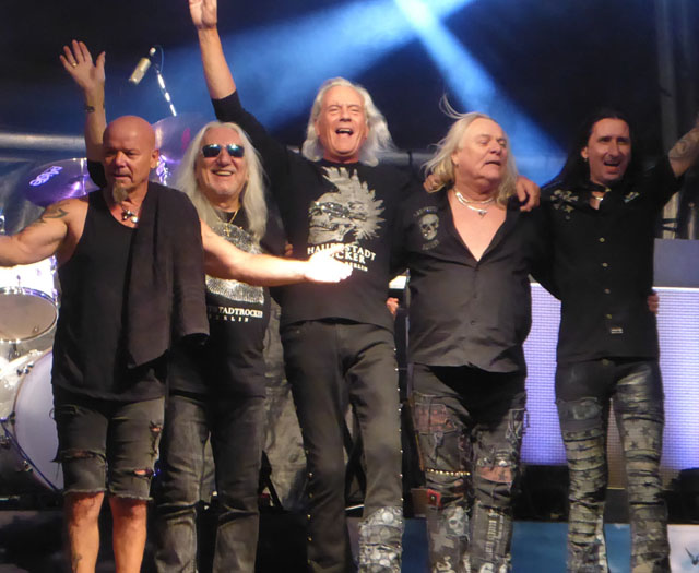 Uriah Heep - Stonedead Festival 2021