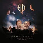 EMERSON & LAKE PALMER - Out Of This World Live 1970-1997