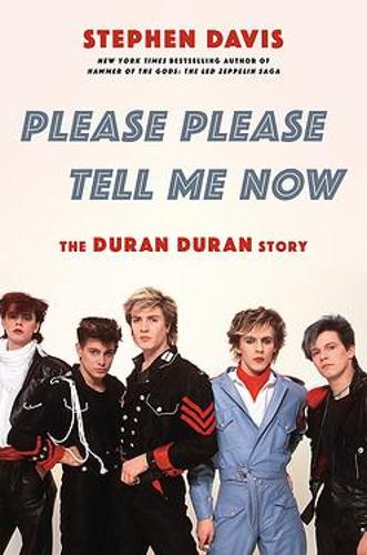 Please Please Tell Me Now - The Duran Duran Story by Stephen Davis